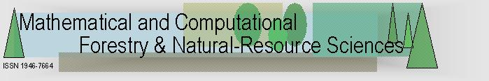 Mathematical and Computational Forestry &amp; Natural-Resource Sciences